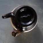 chinese herb pot