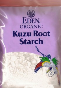 kudzu root starch- package