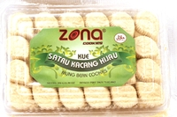 Store bought mung bean cookies