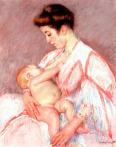 Cassatt_Mary_Baby_John_Being_Nursed_1910